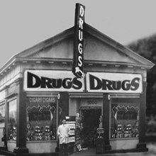 Colonial Drugstore Video